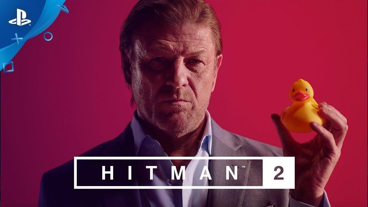 Hitman 2 débarque sur PS4